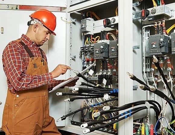 подключение электрооборудования